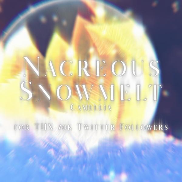 [Single] Camellia (かめりあ) – Nacreous Snowmelt [WAV + MP3 320 / CD] [2019.11.01]