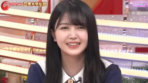 [TV-Variety] 191215 上田晋也の日本メダル話 (乃木坂46 久保史緒里)
