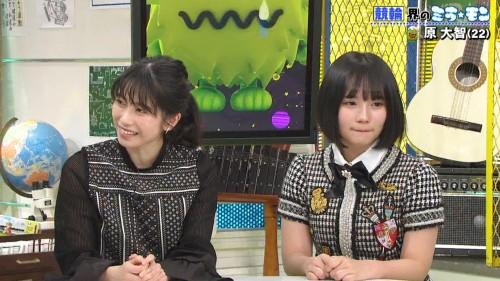 [TV-Variety] 191215 ミライモンスター (AKB48 矢作萌夏 横山由依)