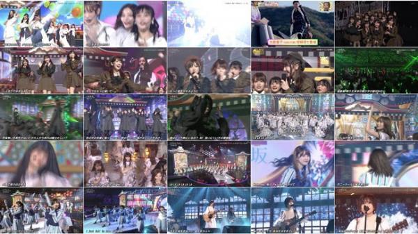 [TV-Variety] 191113 AKB48G 46G Part – Best Hits Kayousai 2019