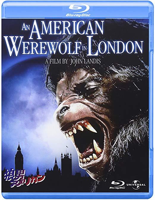 [MOVIE] 狼男アメリカン (1981) (BDREMUX)
