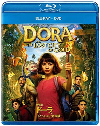 [MOVIE] 劇場版 ドーラといっしょに大冒険 / DORA AND THE LOST CITY OF GOLD (2019) (BDISO)