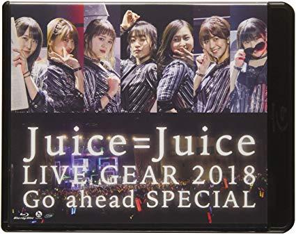 [TV-SHOW] Juice=Juice LIVE GEAR 2018 ~Go ahead SPECIAL~ (2018.09.12) (DVDRIP)