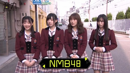 [TV-Variety] 191107 音力 (NMB48)